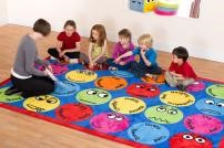 Emotions Interactive Rug