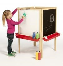 Four Sided Easel