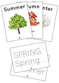 Free Teaching Downloads- Seasons