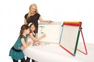 Little Rainbows Desktop Easel Aluminium Frame