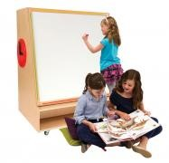 Little rainbows numeracy and literacy easel