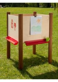 Outdoor 4 Sided Easel