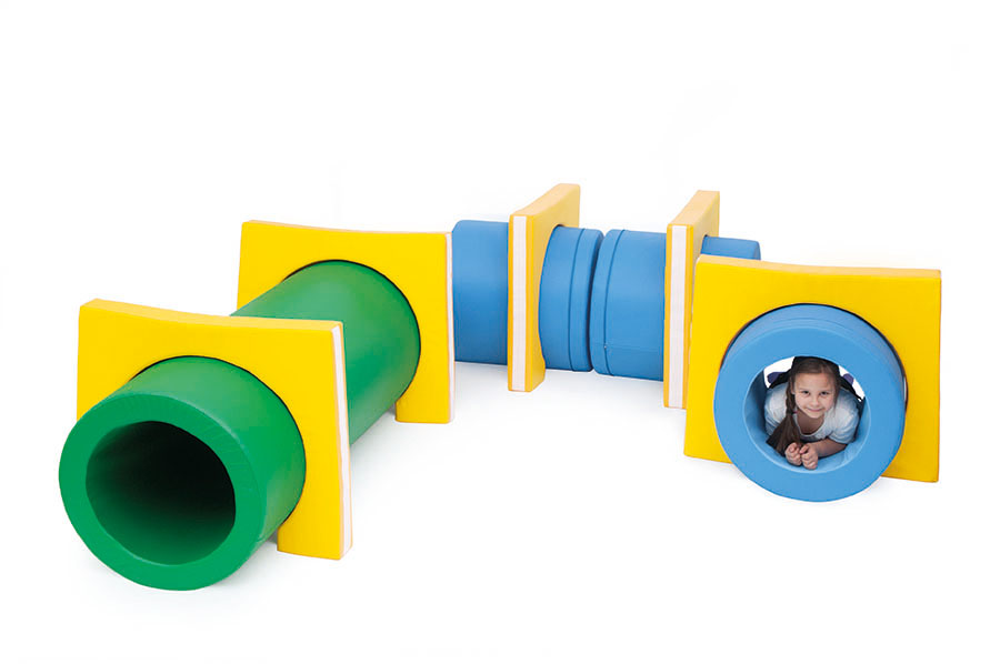 Soft Play Tunnel