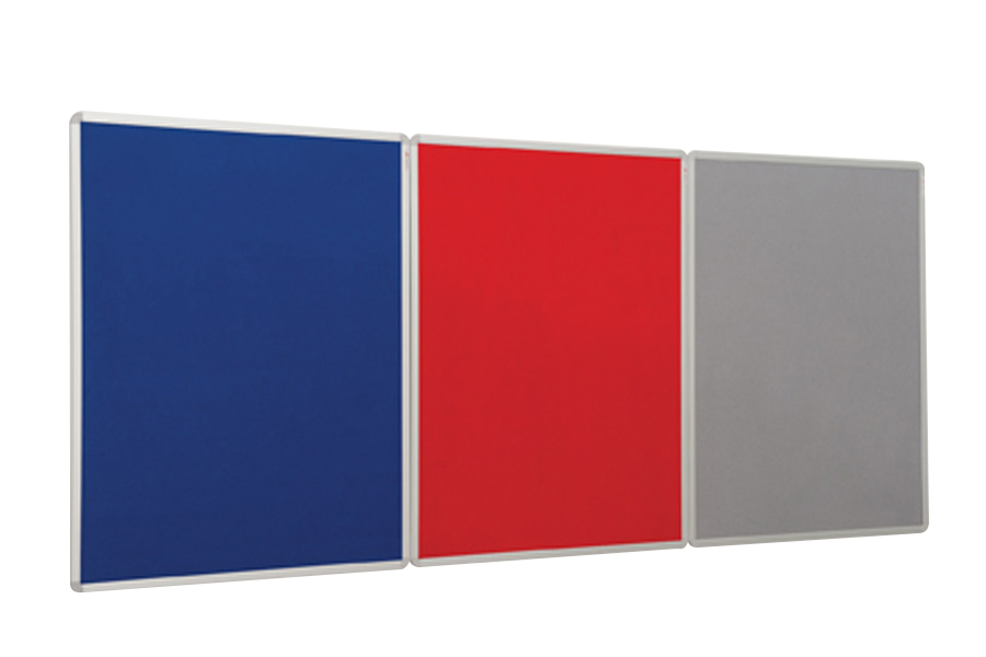 Decorative Aluminium Framed Noticeboards