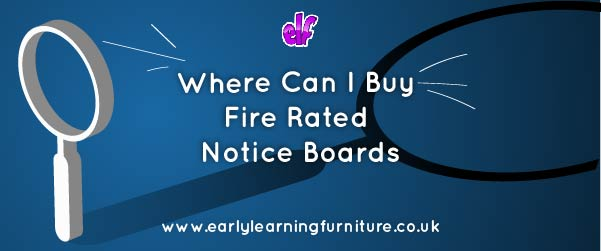 Where Can I Buy Fire Rated Notice Boards?