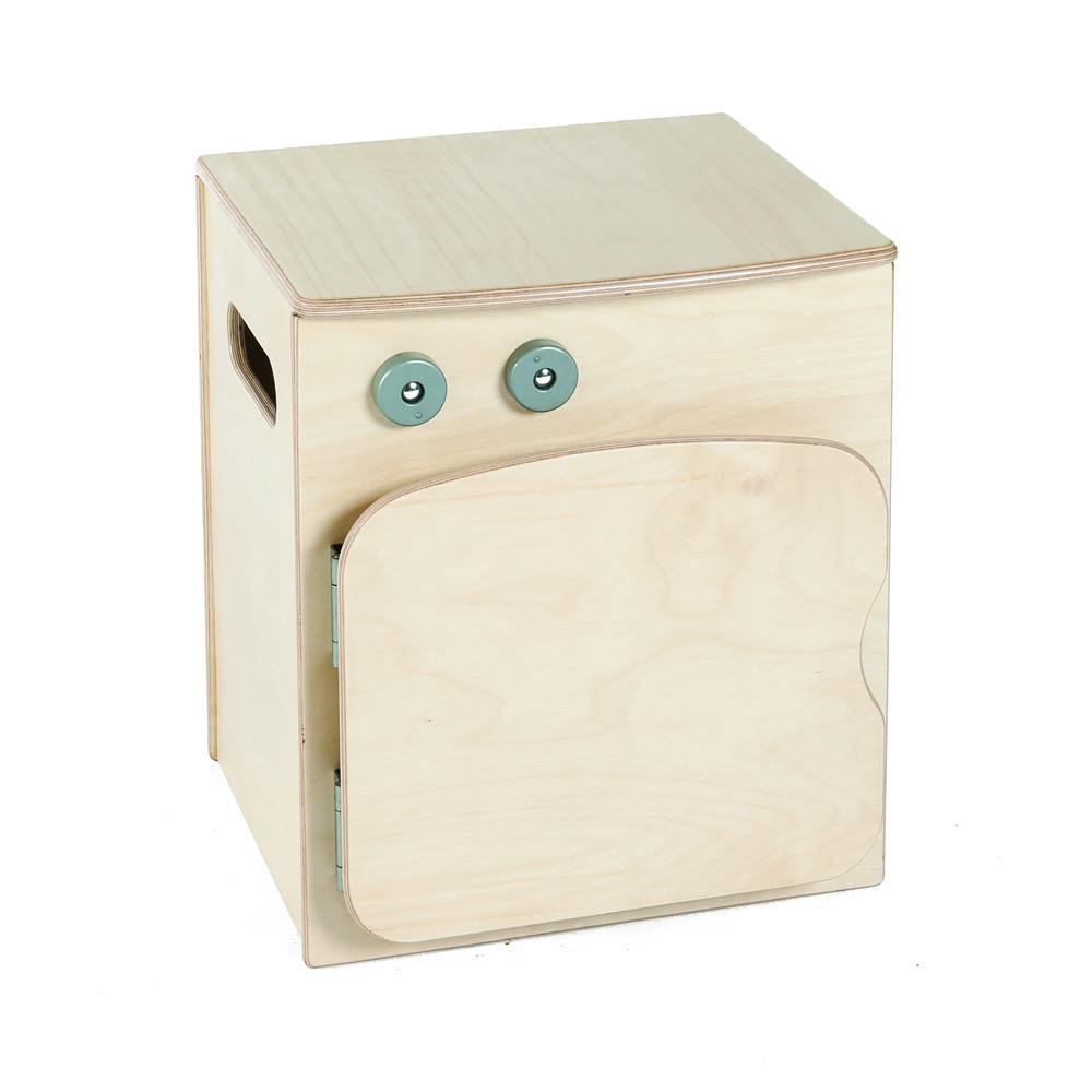 Toddler Wooden Play Fridge