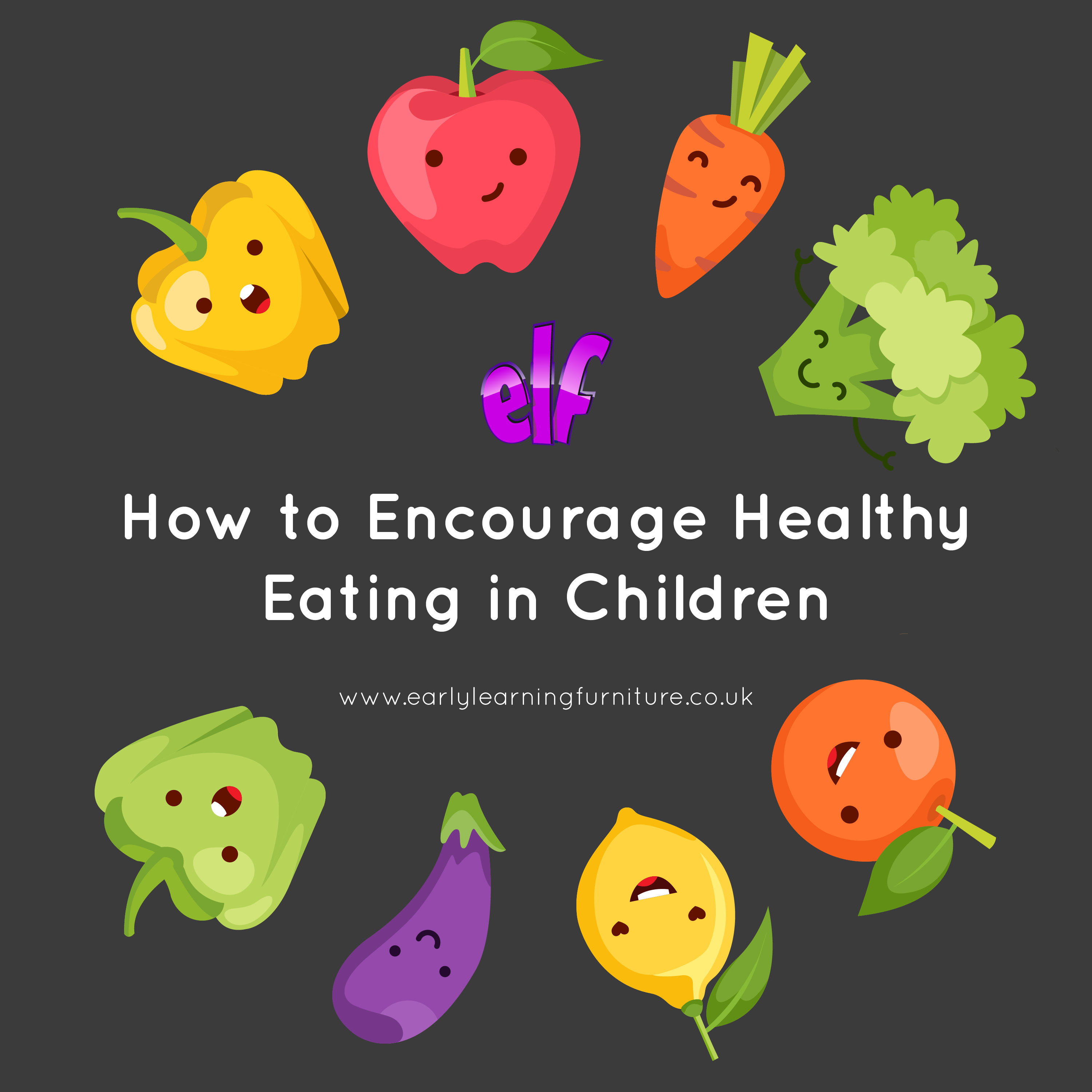 How to Encourage Healthy Eating in Children