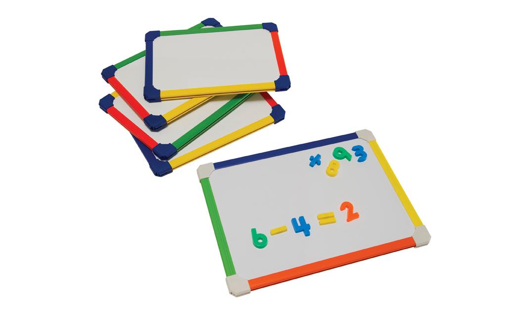 Show N Tell Rainbow Framed Boards A4