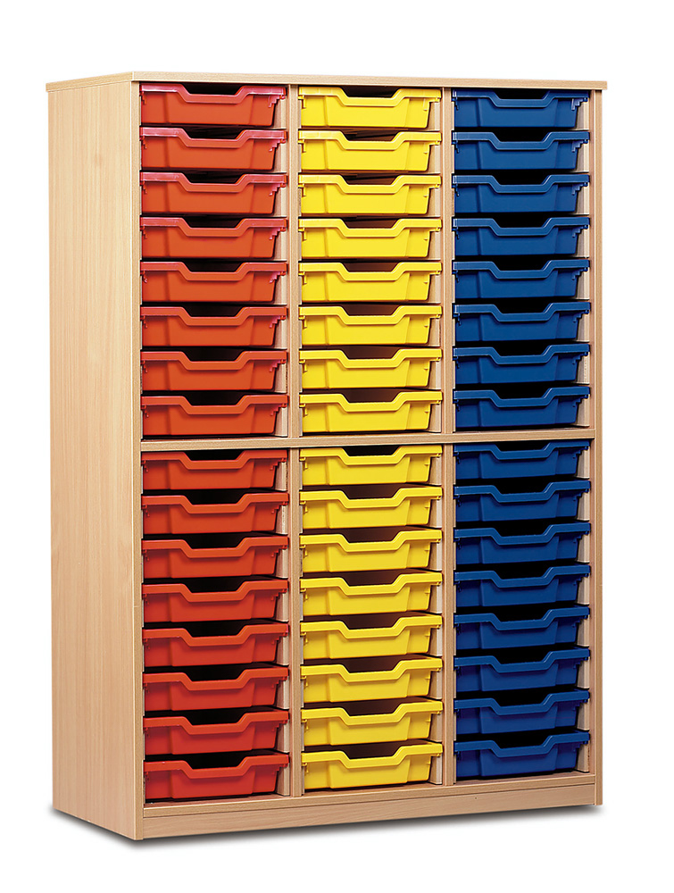 48 Shallow Tray Storage Cupboard