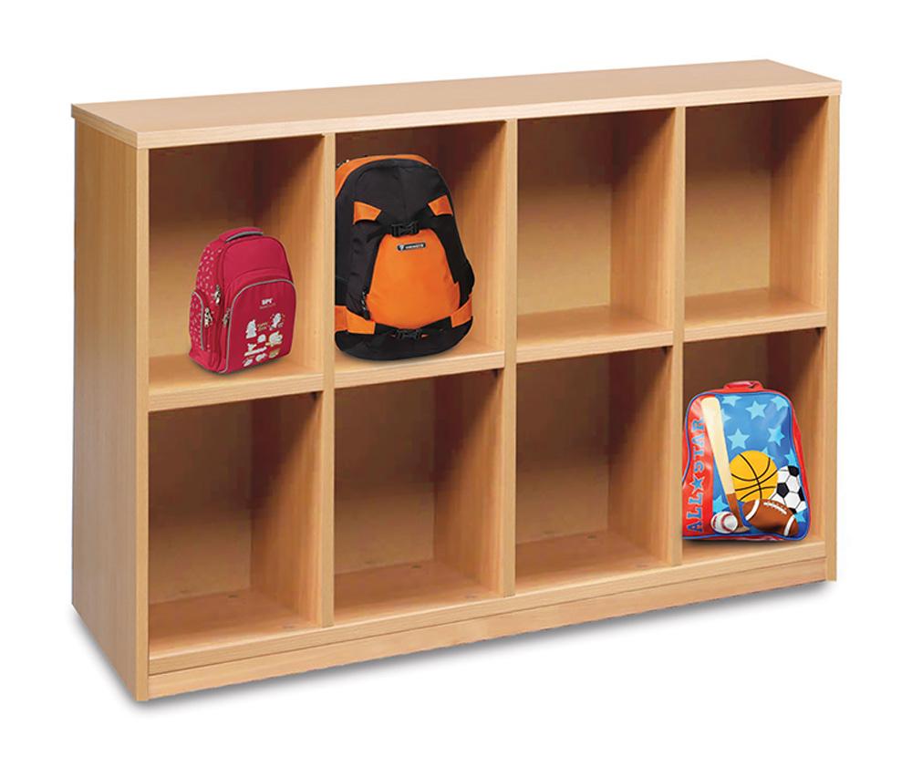 Cloakroom Bag Storage Unit