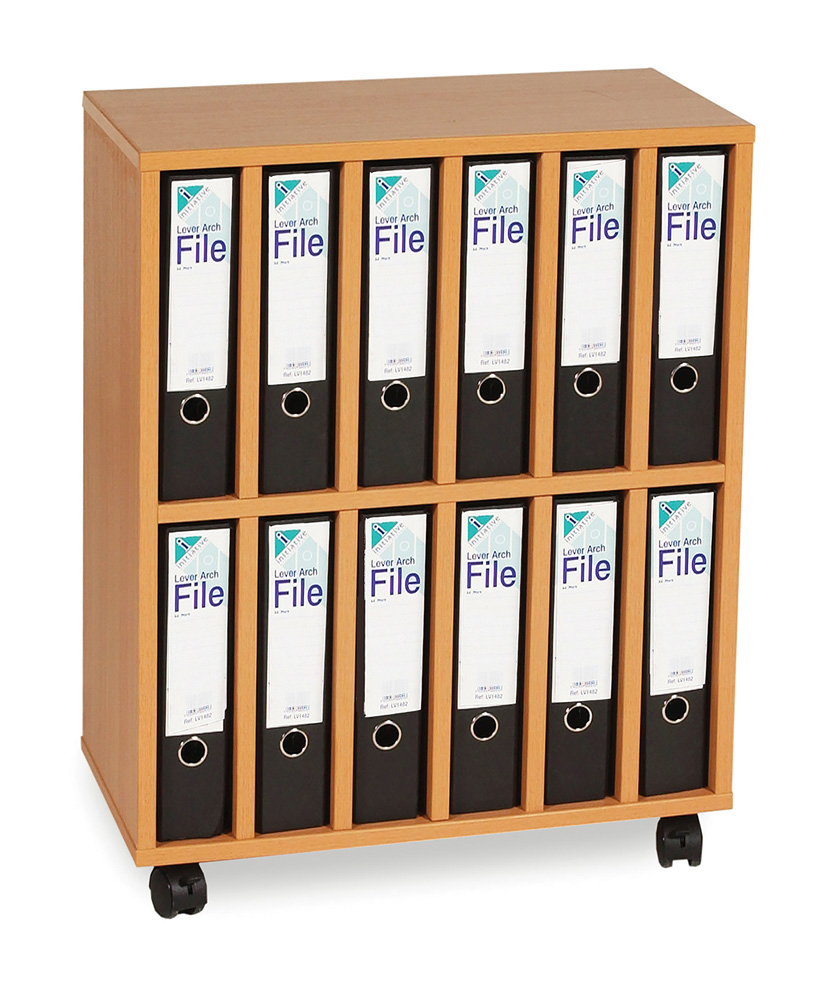 Lever Arch File Storage Unit