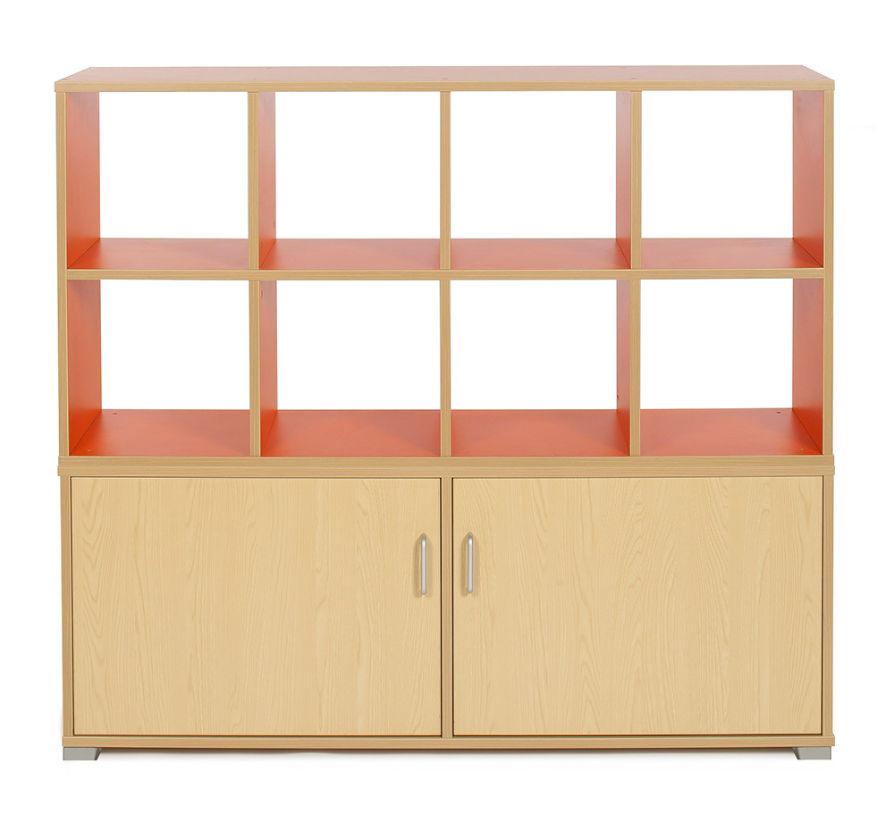 Bubblegum Large School Storage Cupboard