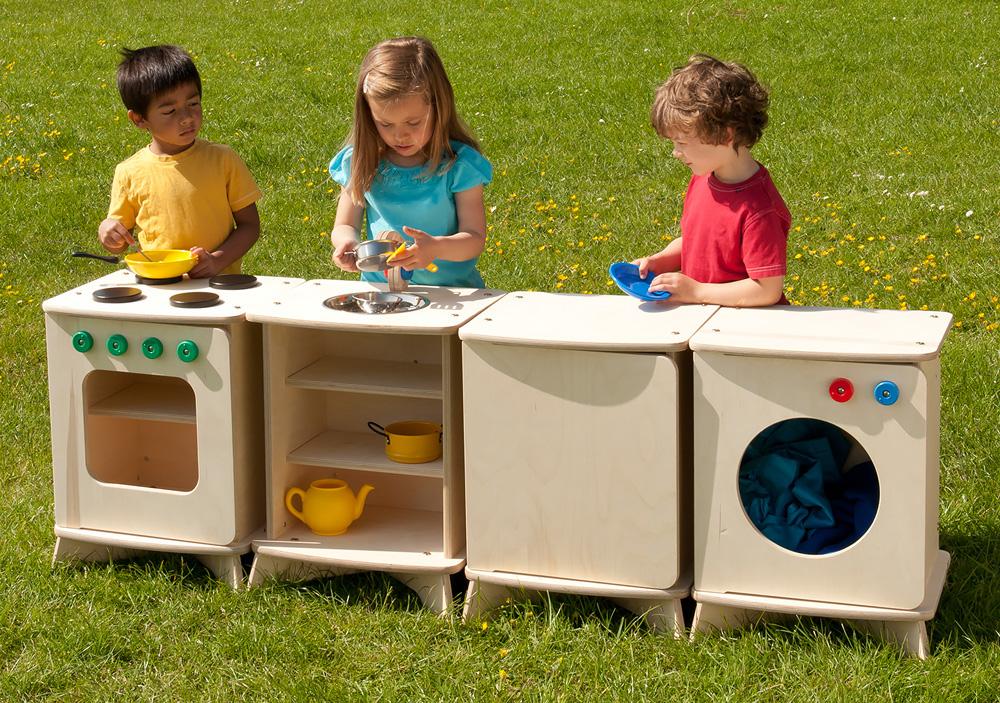 Outdoor Childrens Washer