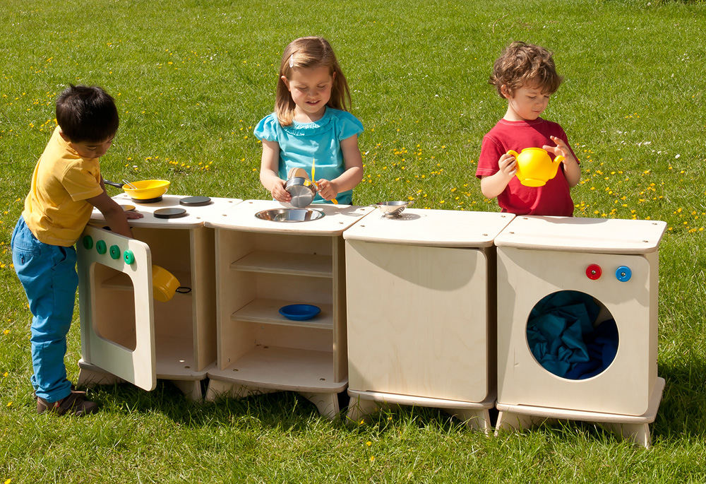 Outdoor Childrens Fridge
