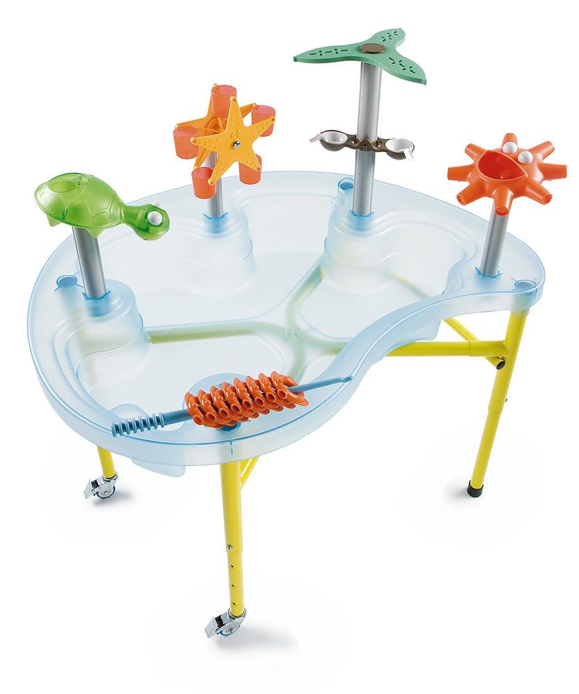 SeaWeenies Water Tray & Toy Pack Bundle