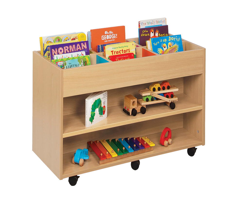 Bubblegum Kinderbox with Shelves