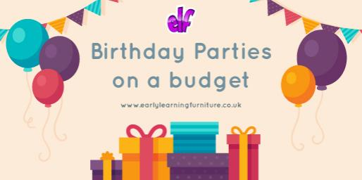 Planning A Party Be Incredibly Stressful But It Can Also Very Expensive Too On Average Birthday Costs GBP320
