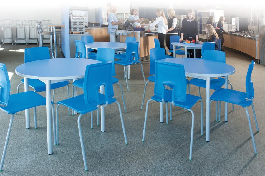 Enviro Dining Tables Round