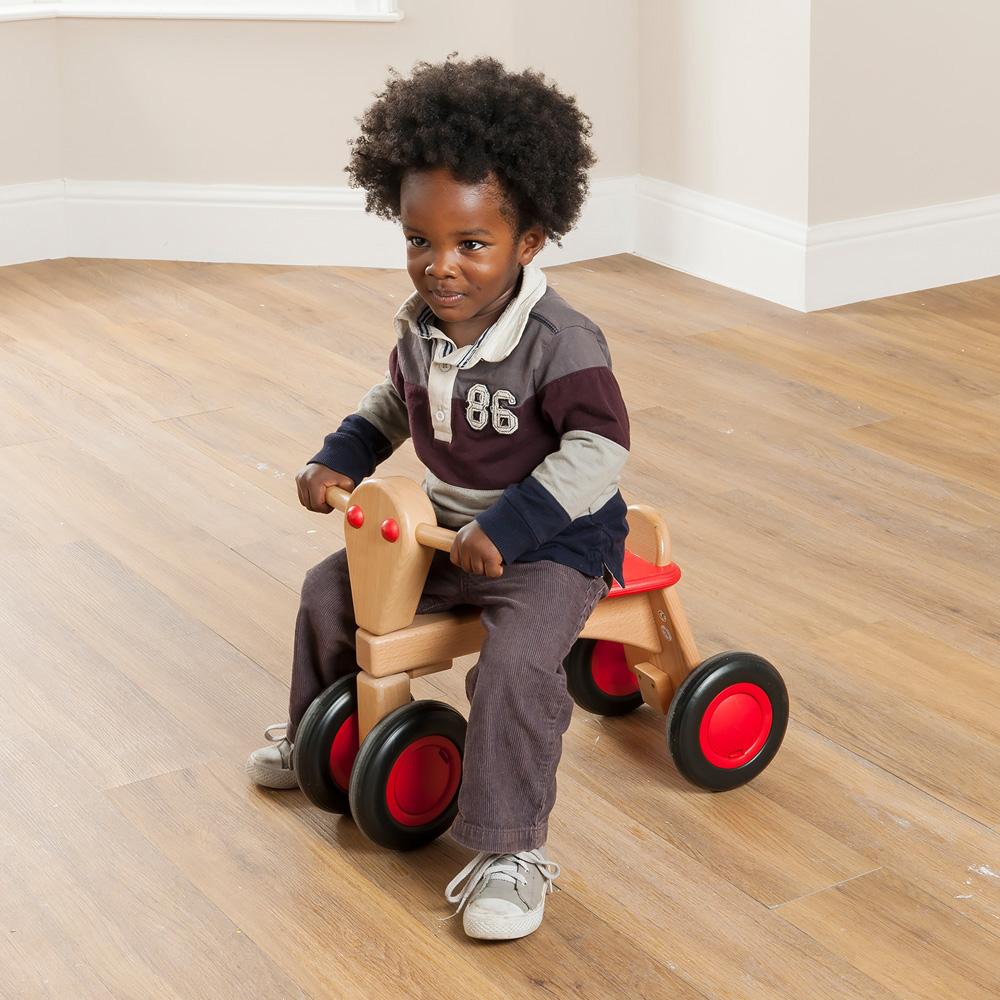Toddler Wooden Trike