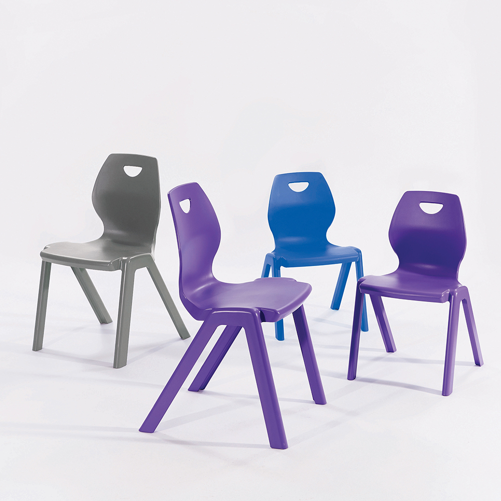 Classroom Flaire Chairs Pack of 5