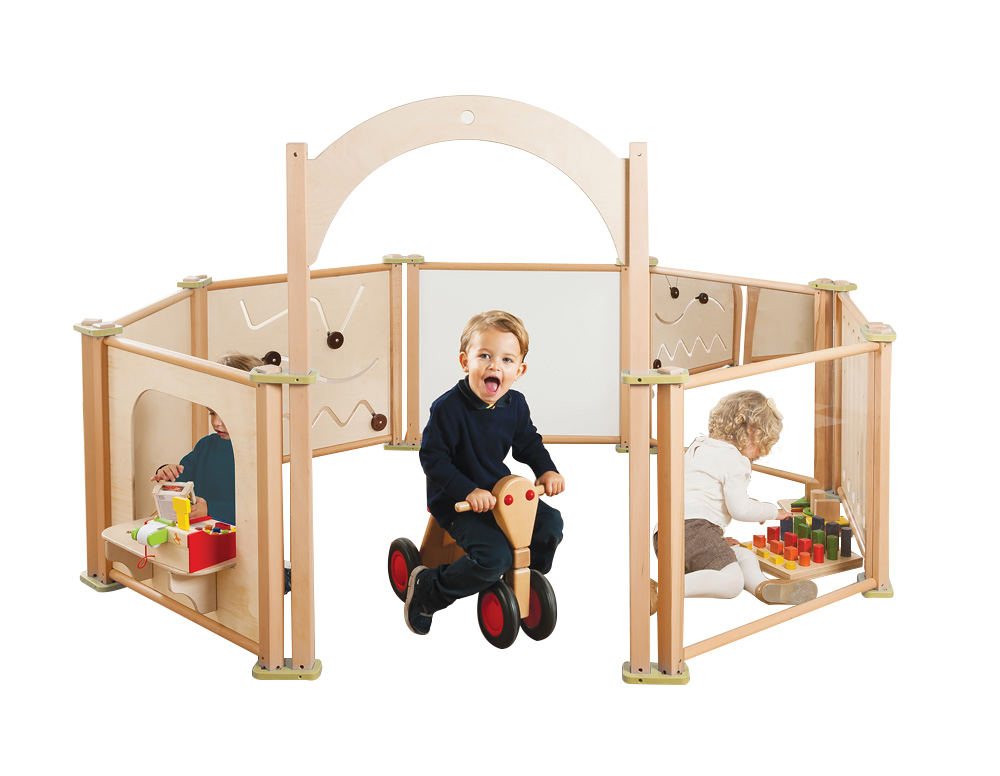 Childrens Role Play Panels Tall Archway