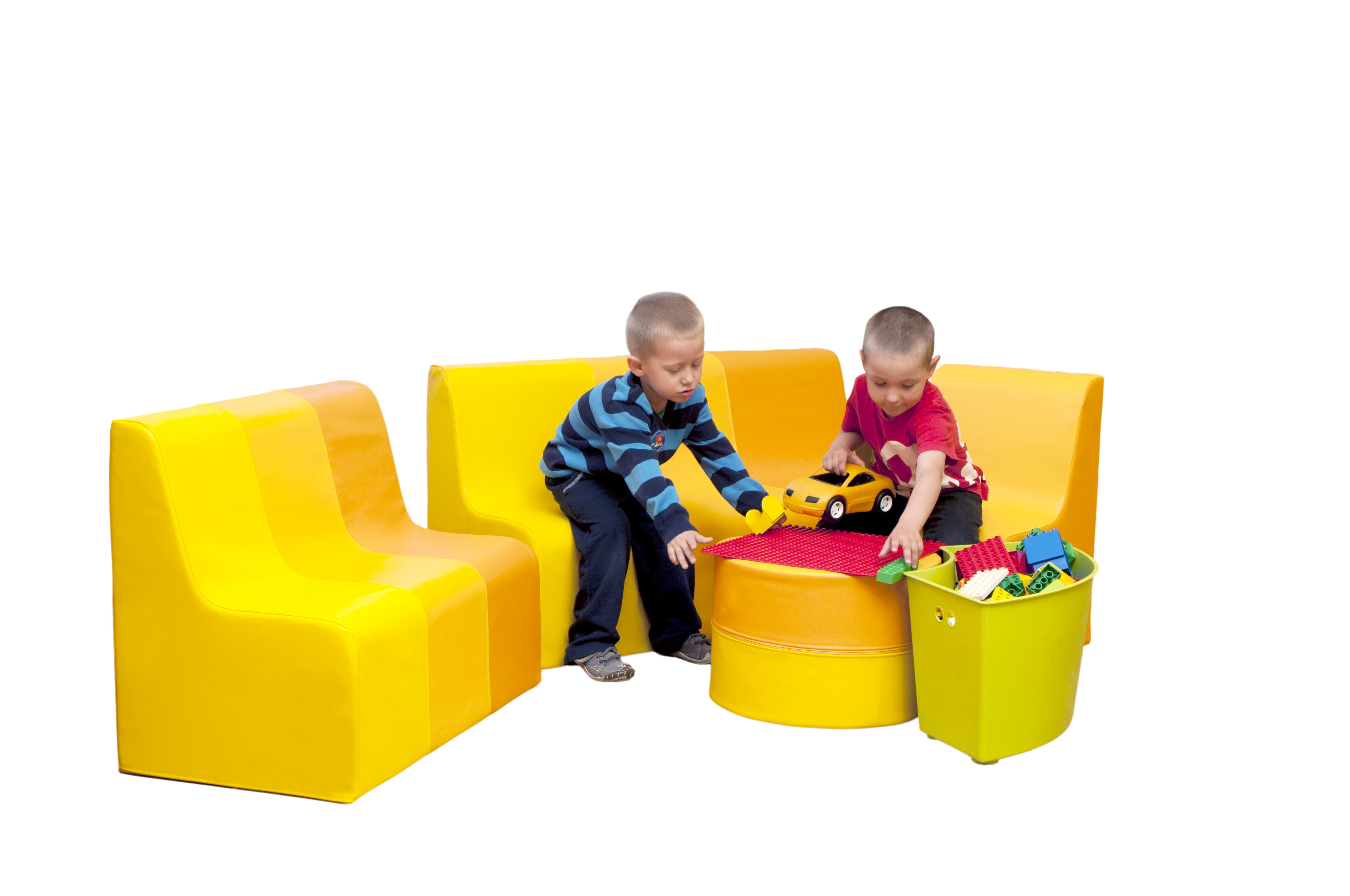 Childrens Sofa and Chair Set