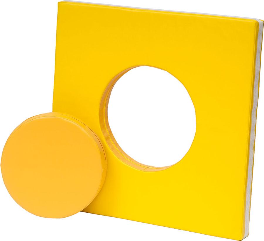 Geometric Cube Soft Play Set