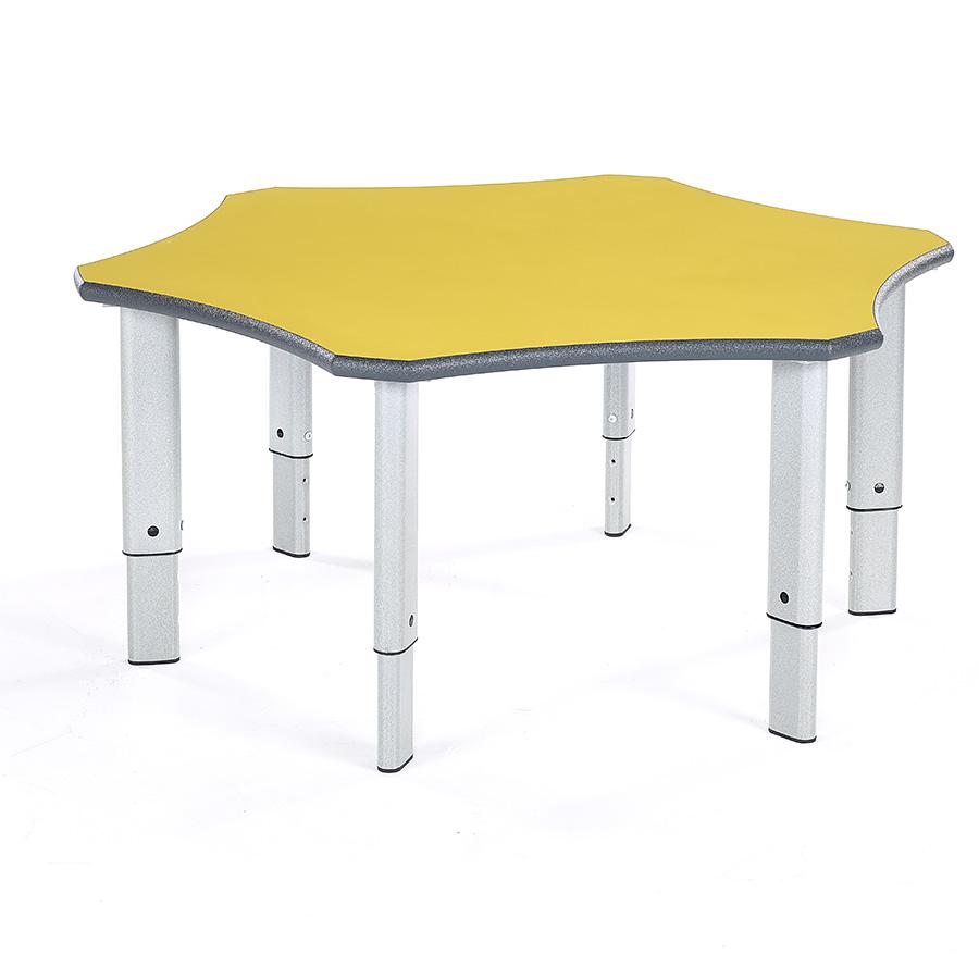Height Adjustable Classroom Flower Table