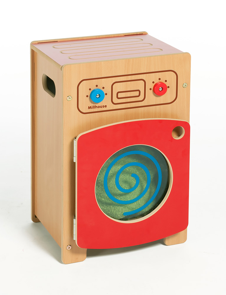 Stamford Wooden Play Washing Machine