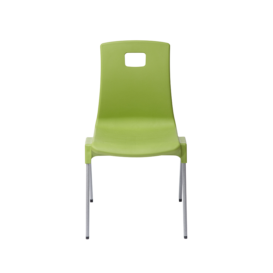 In Stock ST Classroom Chair Pack of 10