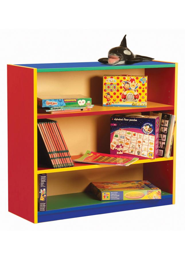 Colour My World School Bookcase