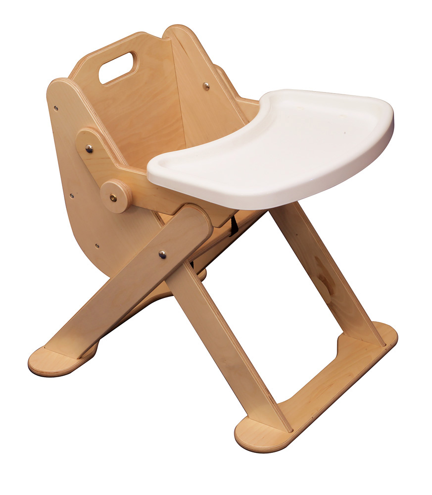 Folding Low High Chair