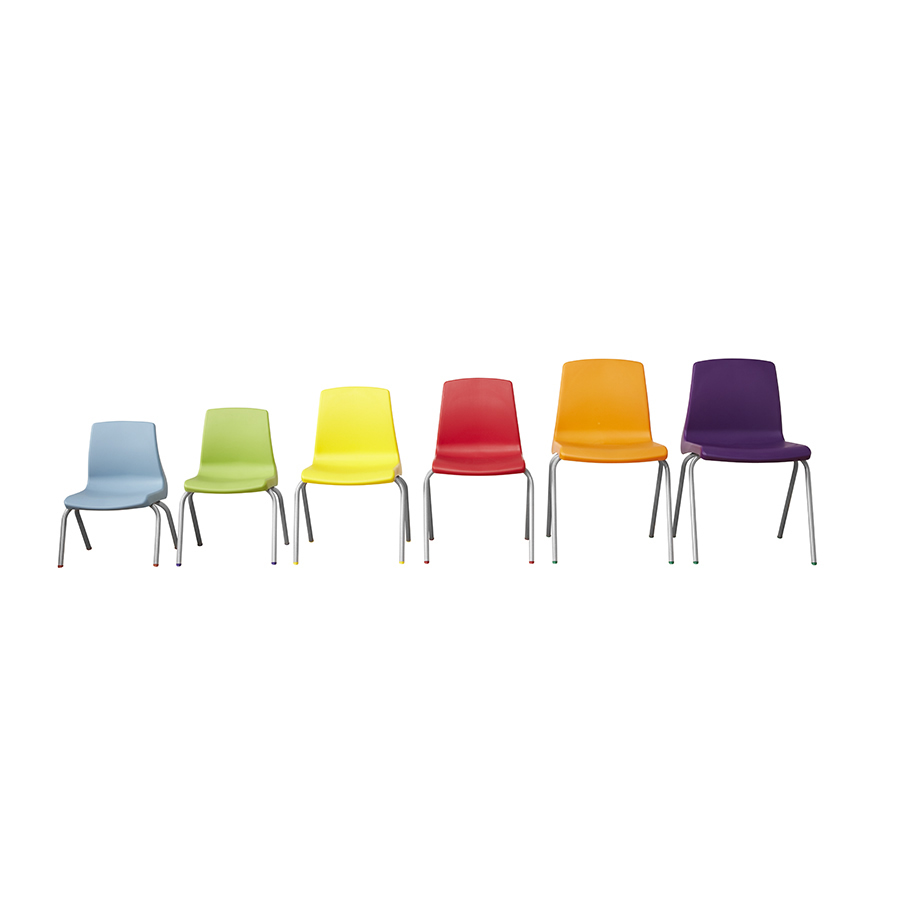 NP Classroom Chair Pack of 10