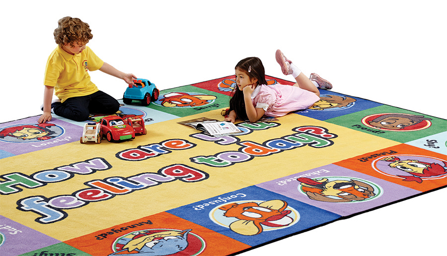 Emotions Classroom Rugs