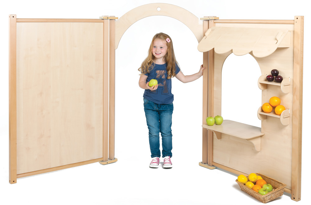 Childrens Role Play Panels Plain
