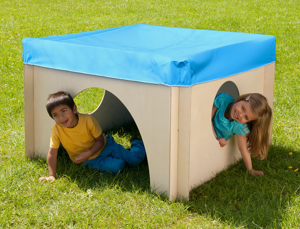 Indoor Outdoor Slot Together Cosy Den