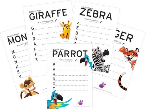 This is a picture of Free Printable Animal Templates regarding traceable