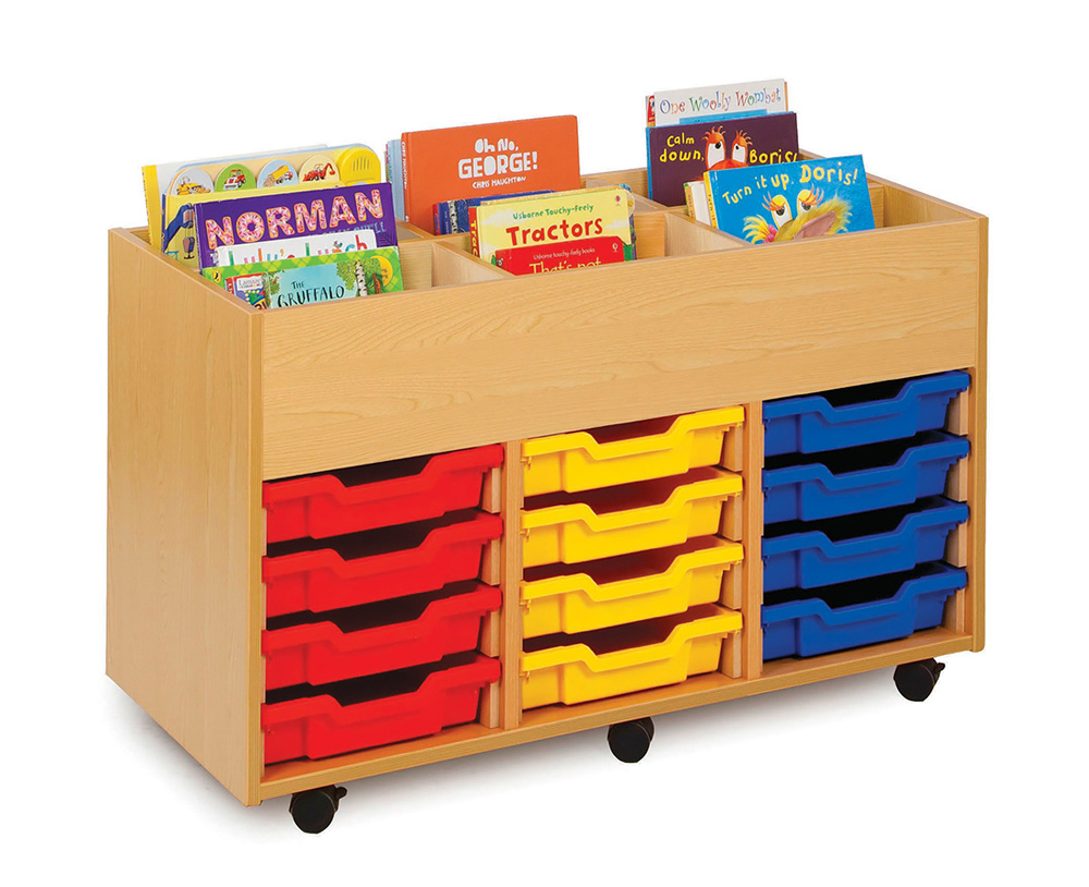 Kinderbox With Trays