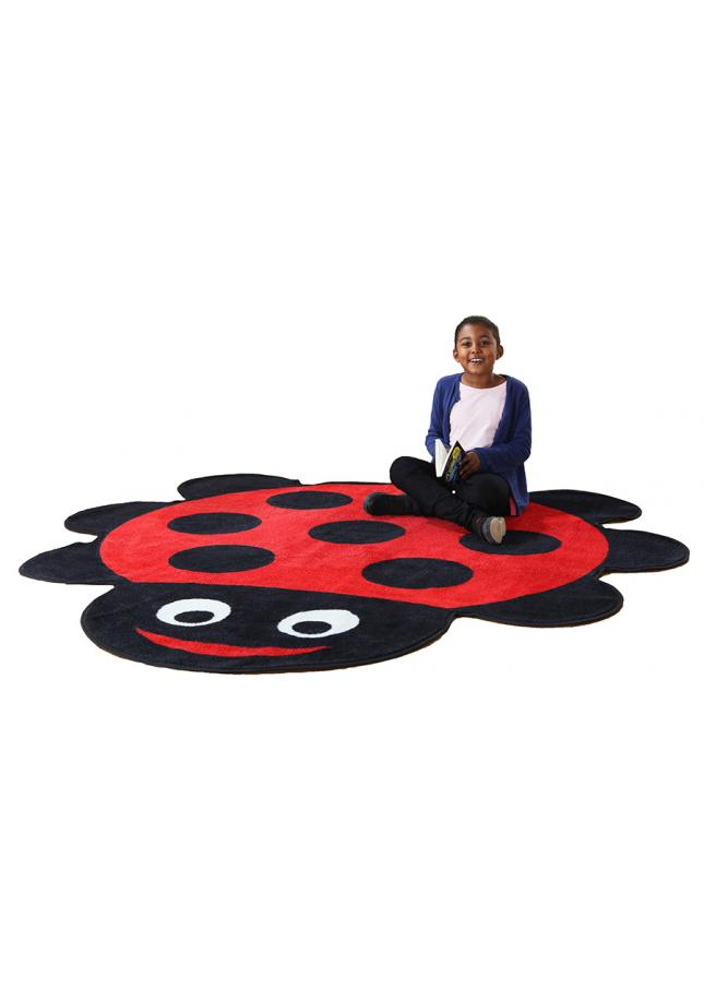 Back to Nature Ladybird Classroom Carpets