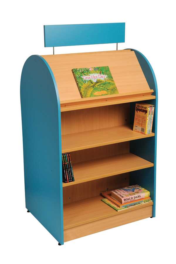 Tortuga Double Sided Library Unit