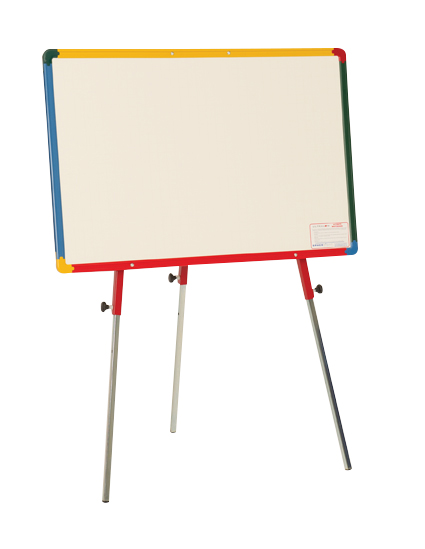 Little Rainbows Single Sided Junior Easel