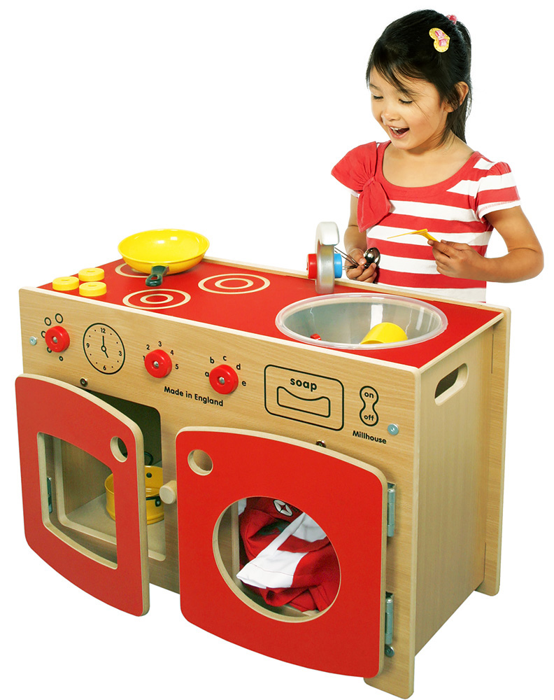 Wolds Complete Toddler Play Kitchen