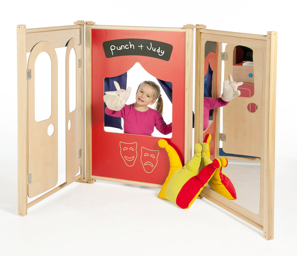 Childrens Role Play Panels Theatre