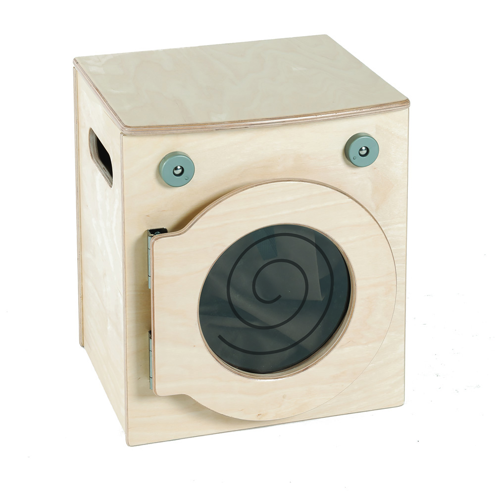 Toddler Wooden Play Washer