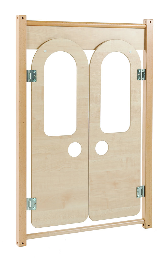 Childrens Role Play Panels Shop Set