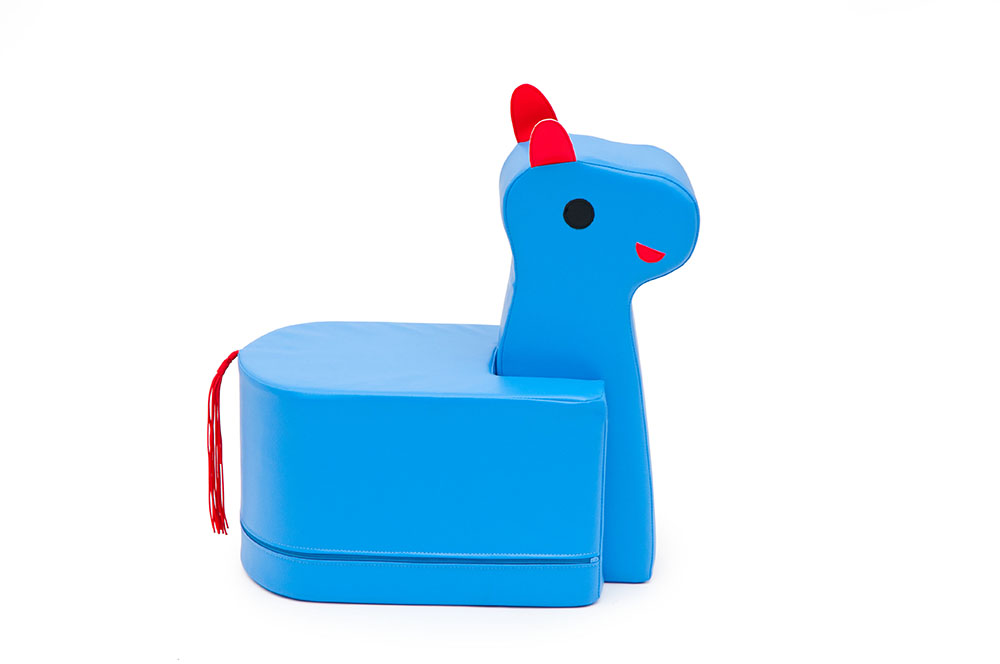 Childrens Soft Play Horse Seat
