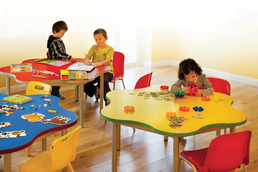Enviro Early Years Daisy Table