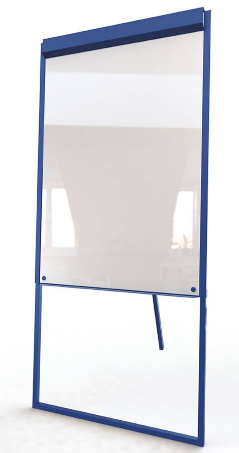 2 Clix Easel School Whiteboard