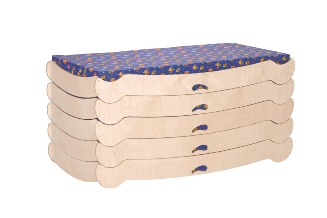 Stackable Nursery Beds