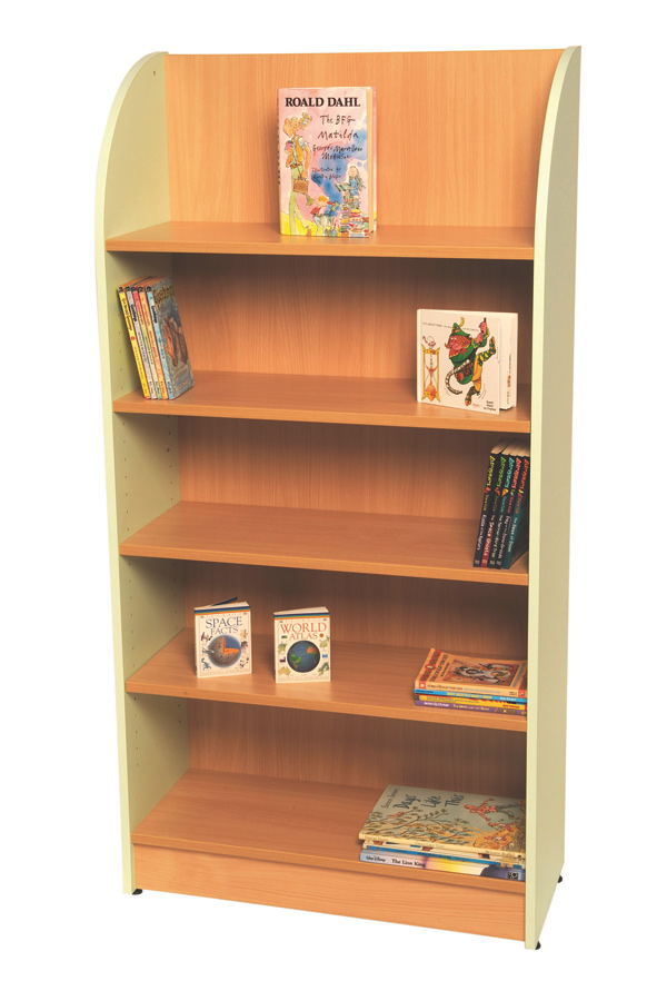 Tortuga Single Sided Library Unit